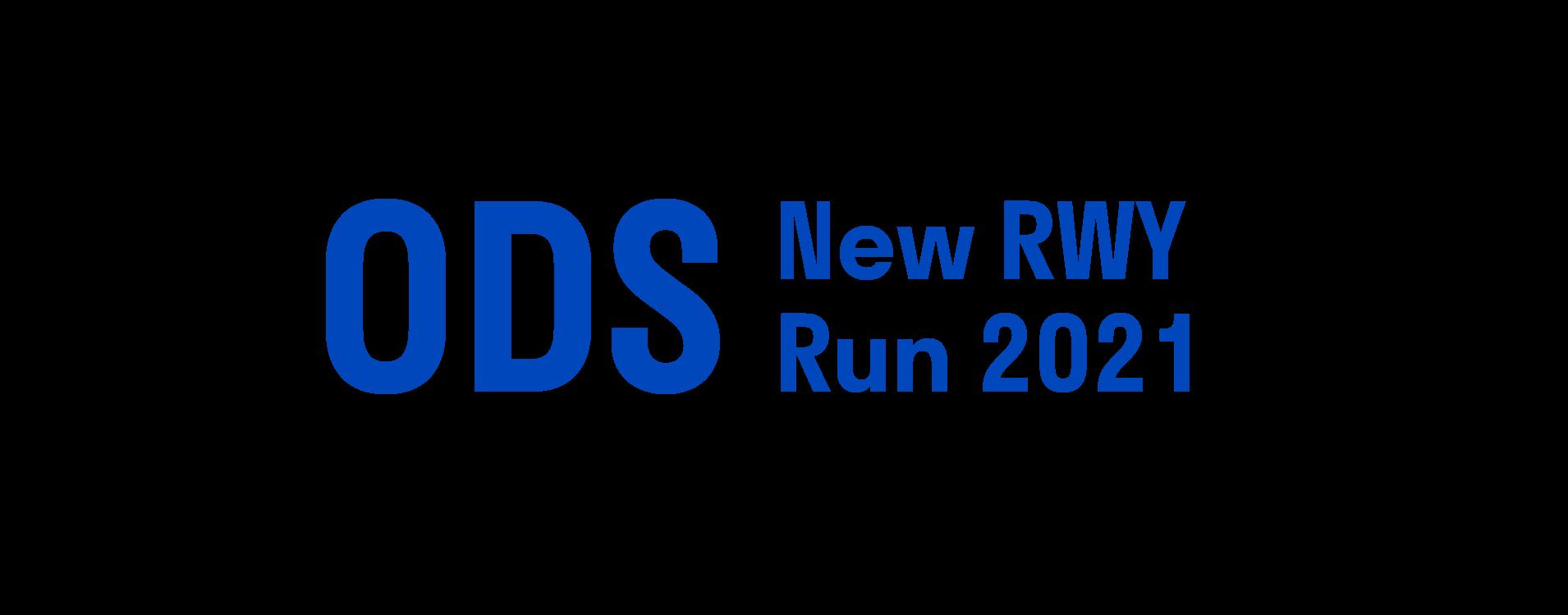 ODS New RWY Run 2021